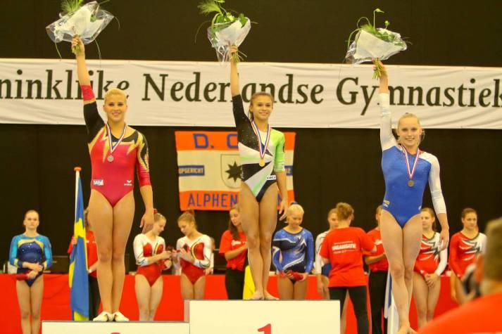 aa podium